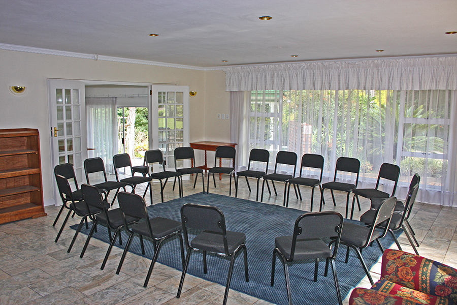 general meeting area