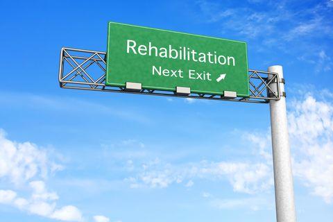 rehabilitation centres